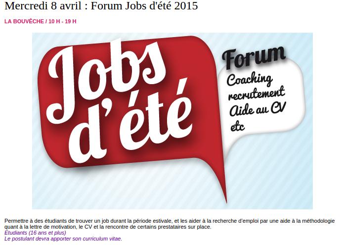 2015 04 08 forum jobs ete orsay